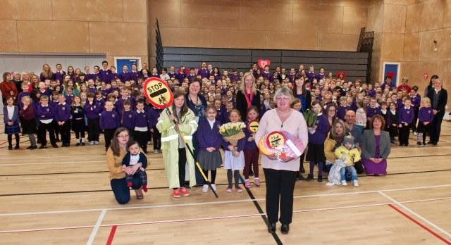 Ben Wyvis Lollypop Lady Retires