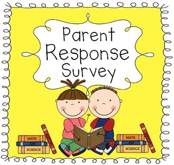 Parent Response Survey